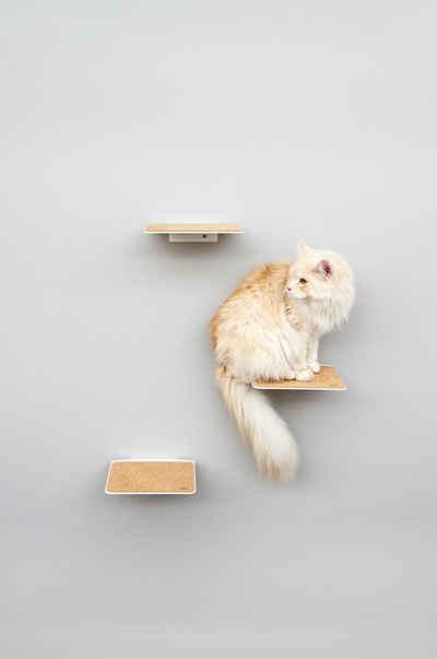 LucyBalu Katzen-Kletterwand »STEPS XL«, individuell an die Wohngegebenheiten anpassbar