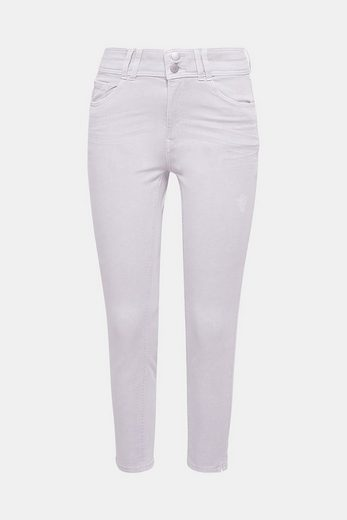 EDC BY ESPRIT Ankle-Hose aus Baumwoll-Stretch