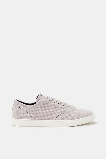 Esprit Trend-sneaker Made Of Soft Suede