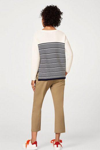 ESPRIT Struktur-Pullover in neuem Maritim-Style