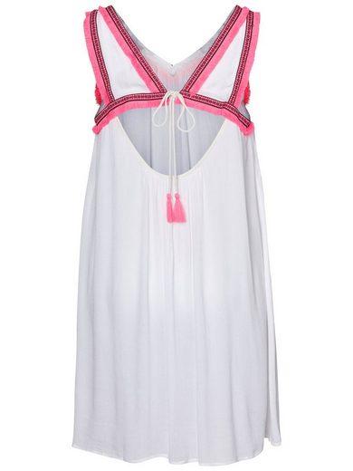 JUNAROSE Gewebtes Kleid