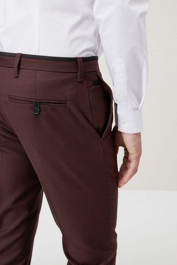 Next Elegante Hose im Slim-Fit