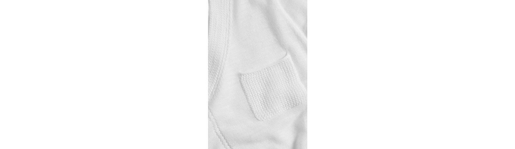 Ausschnitt T mit Next Kurz盲rmeliges Next Shirt V Kurz盲rmeliges T 7Twq8Td