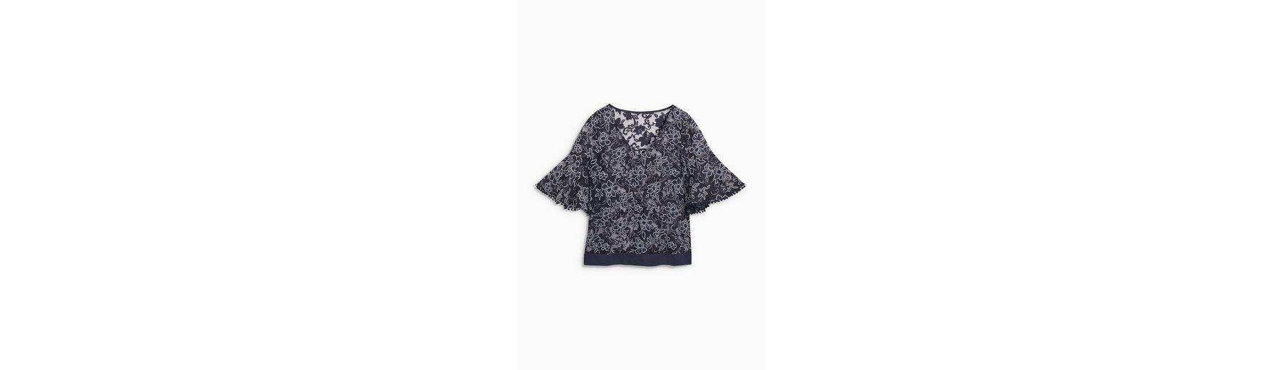 Next T-Shirt mit Ausbrennermuster 2018 Billig Verkaufen Gut Verkaufen Zu Verkaufen 0DGiR9T
