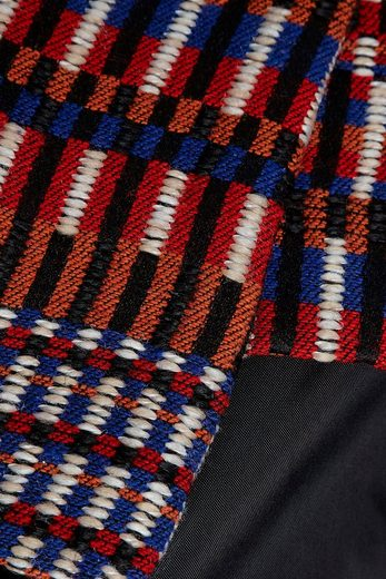 Next Rock Made Of Textured Fabric