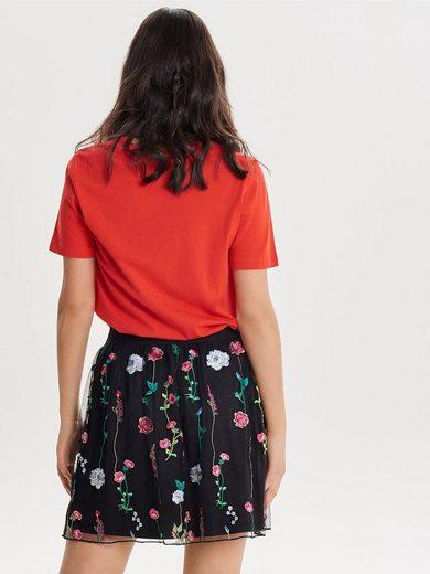 Only Pailletten T-Shirt