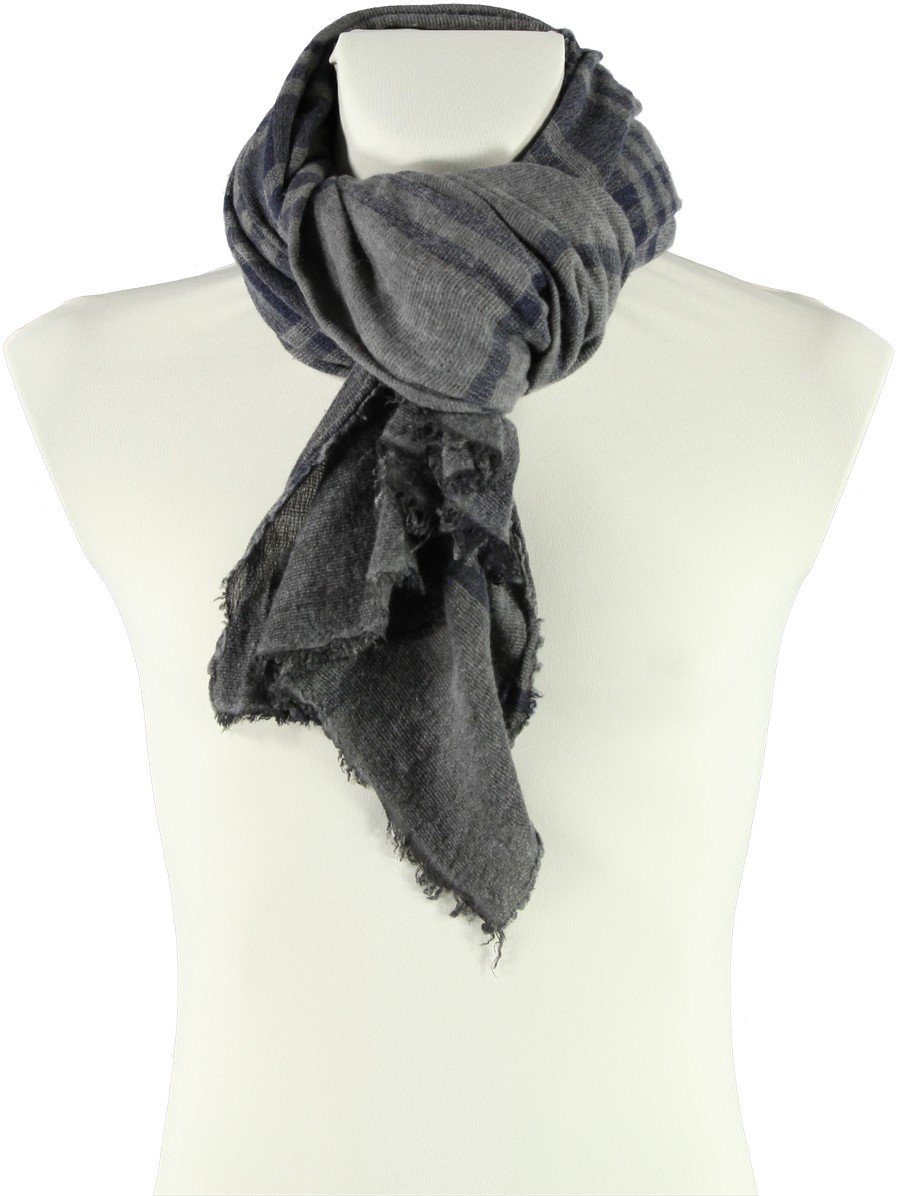 Passigatti Schal aus weichem Material