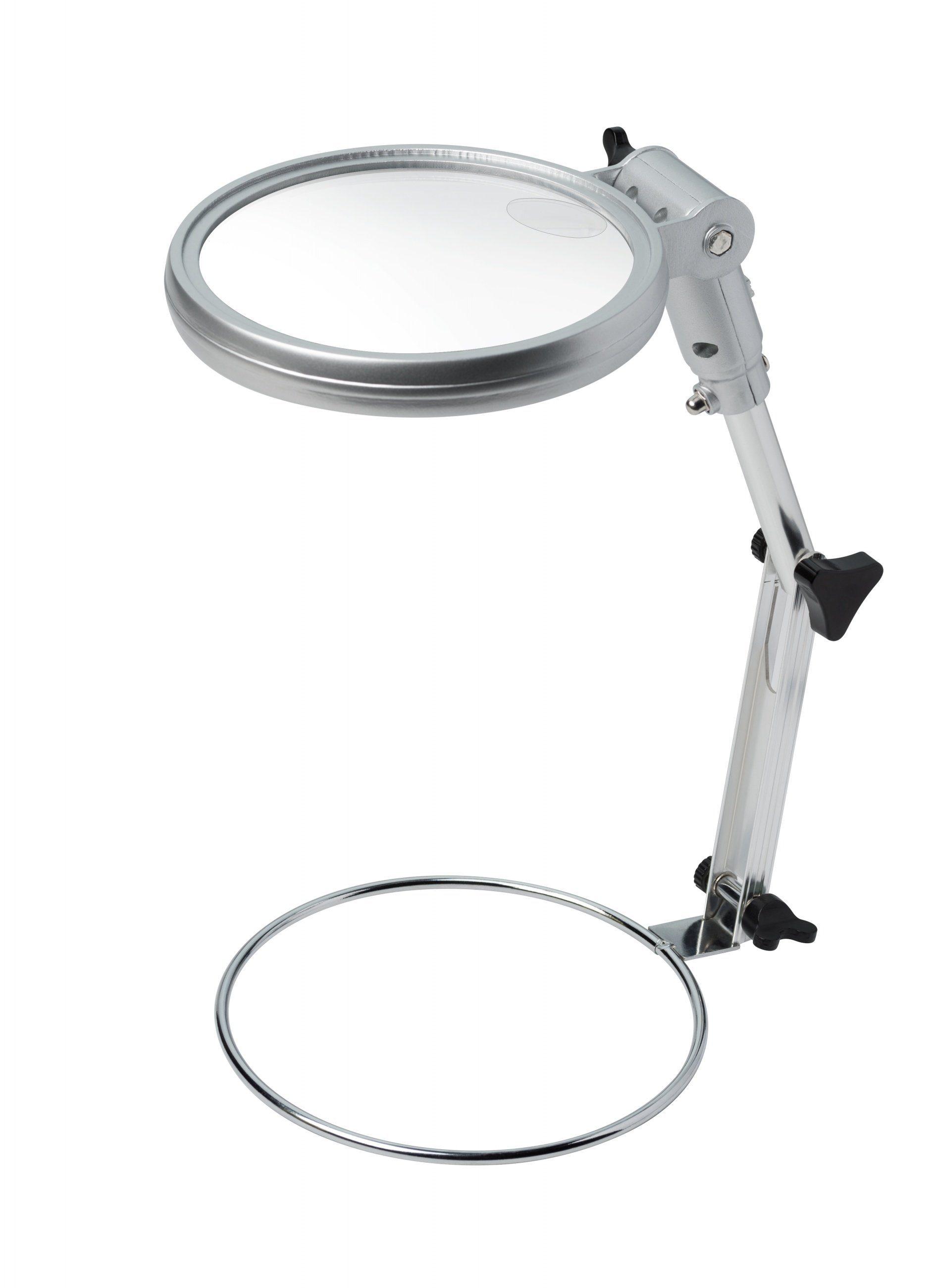 Bresser Lupe »Nählupe 2x/4x mit LED Beleuchtung, Durchmesser 120«