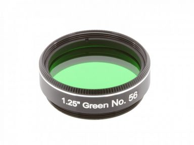 "EXPLORE SCIENTIFIC Filter »1.25"" Grün Nr.56«"