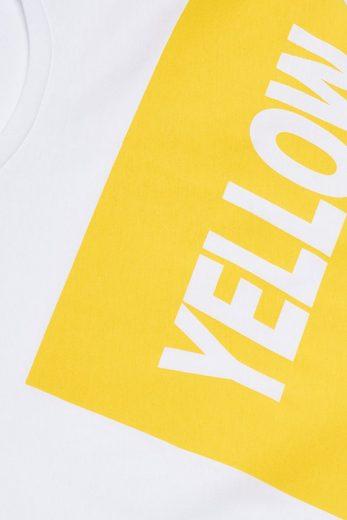 KAFFE T-Shirt Yellow