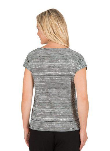 TRIGEMA Viskose T-Shirt Multicolour