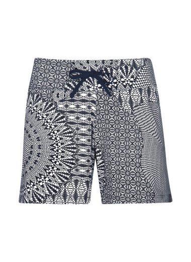 TRIGEMA Viskose Shorts Casablanca