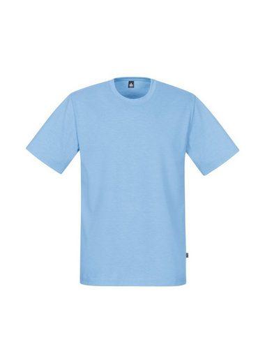 TRIGEMA Melange T-Shirt in Piqué-Qualität