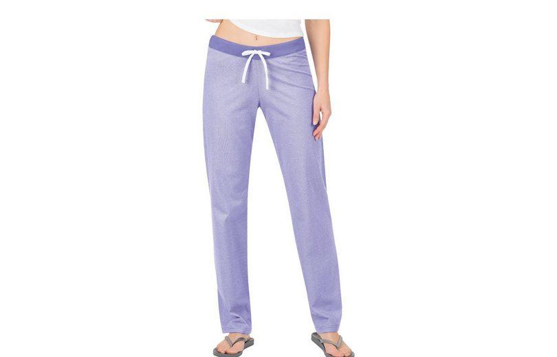 TRIGEMA Schlafanzughose mit Wabenmuster Spielraum Zuverlässig Auslass bTzXg