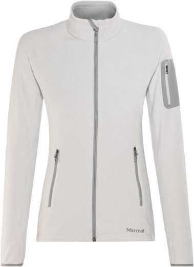 Outdoorjacke Marmot Women« »flashpoint Weiß Fleece Jacket CxredBo