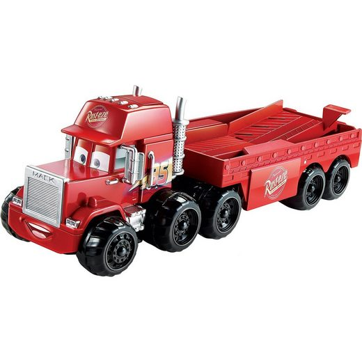 Mattel® Disney Cars Splash Racers Mack Transporter