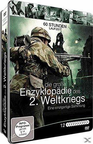 DVD »Die große Enzyklopädie des 2. Weltkriegs DVD-Box«