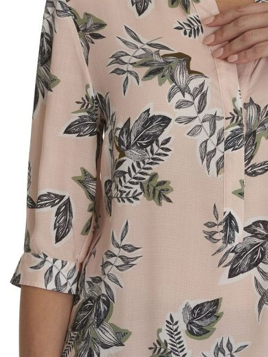 Betty&Co Bluse mit floralem Allover Print