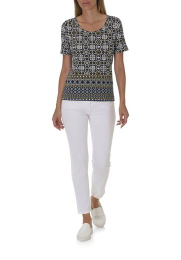 Betty Barclay Kurzarmshirt mit Allover Print