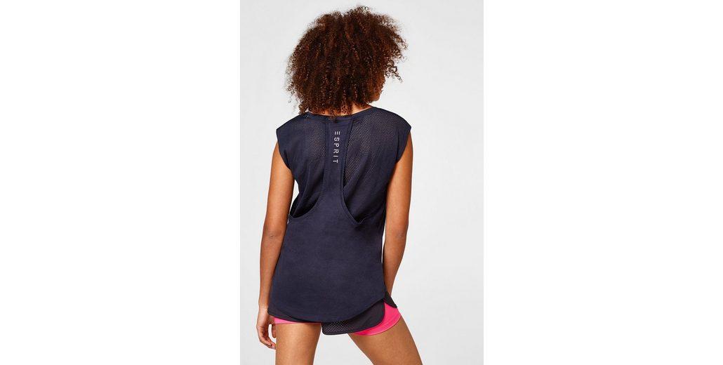 Großer Verkauf Zum Verkauf ESPRIT Active-Shirt mit Mesh-Details Countdown Paketverkauf Online Verkauf Genießen uCpm3