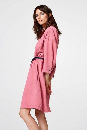 ESPRIT Oversized-Kleid mit Gürtel