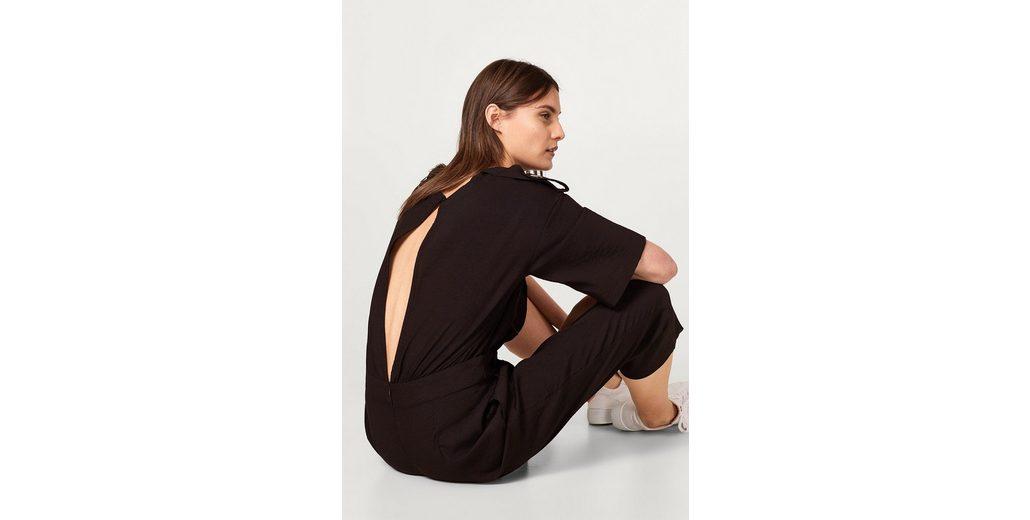 Amazon Günstig Online ESPRIT Fließender Jumpsuit mit Gürtel Steckdose Vermarktbaren BYUALJsR