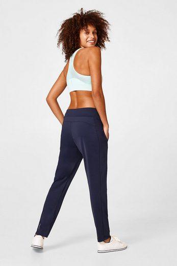 ESPRIT Funktionelle Active-Pants, E-DRY