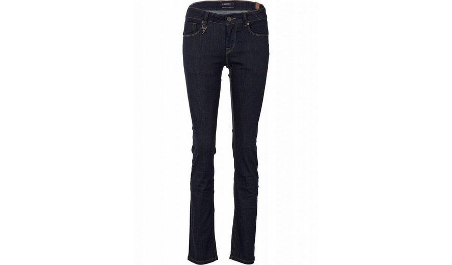 SURI FREY Slim-fit-Jeans No.1 Fanny Steckdose Exklusive Billig Verkauf Vorbestellung Wiki Zum Verkauf Freiraum Für Billig VMWiyjo8s1