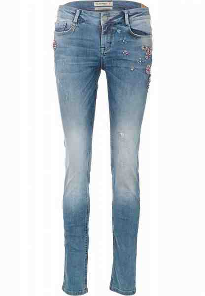 SURI FREY Slim-fit-Jeans »No.1 Lissy«