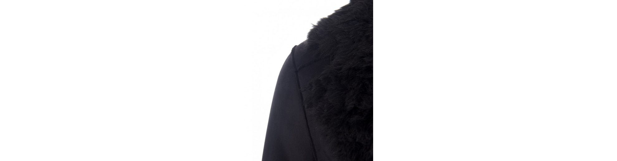 JCC Textilmantel mit Kunstfell C-12-13-Barbarea Neu Discounter Standorten Günstig Kaufen Neuester Günstiger Preis xm05Vi