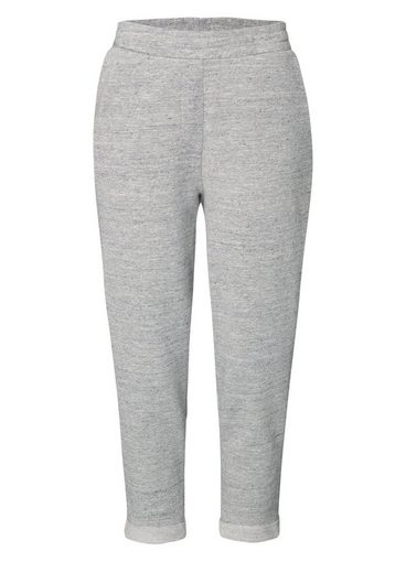 TRIANGLE Jogging Pants mit Glitzereffekt