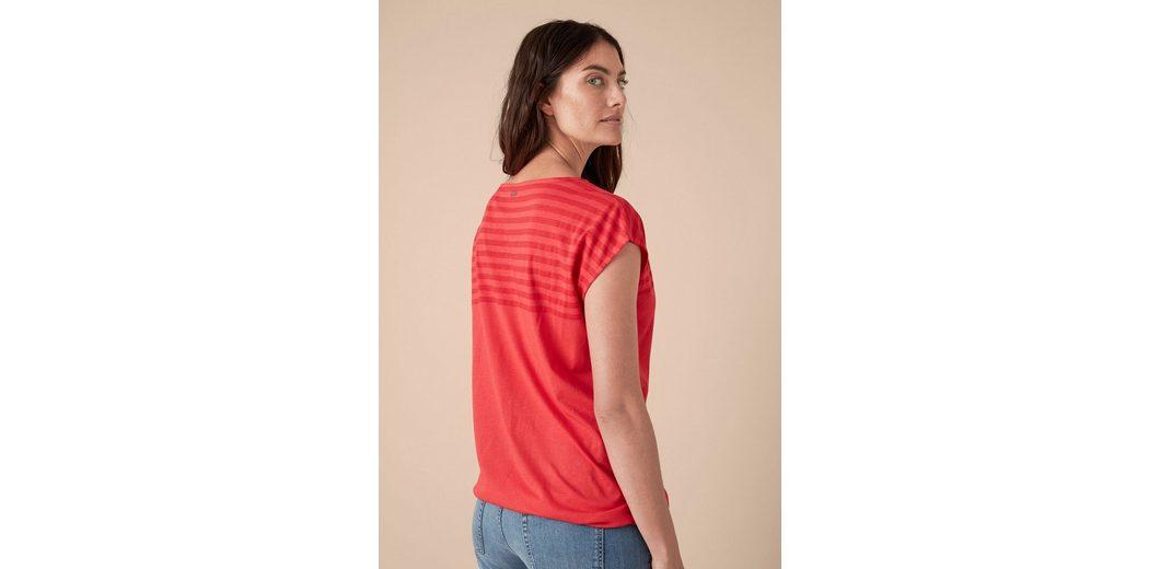 Shirt mit TRIANGLE L盲ssiges L盲ssiges TRIANGLE Streifen Detail wqqSTxH