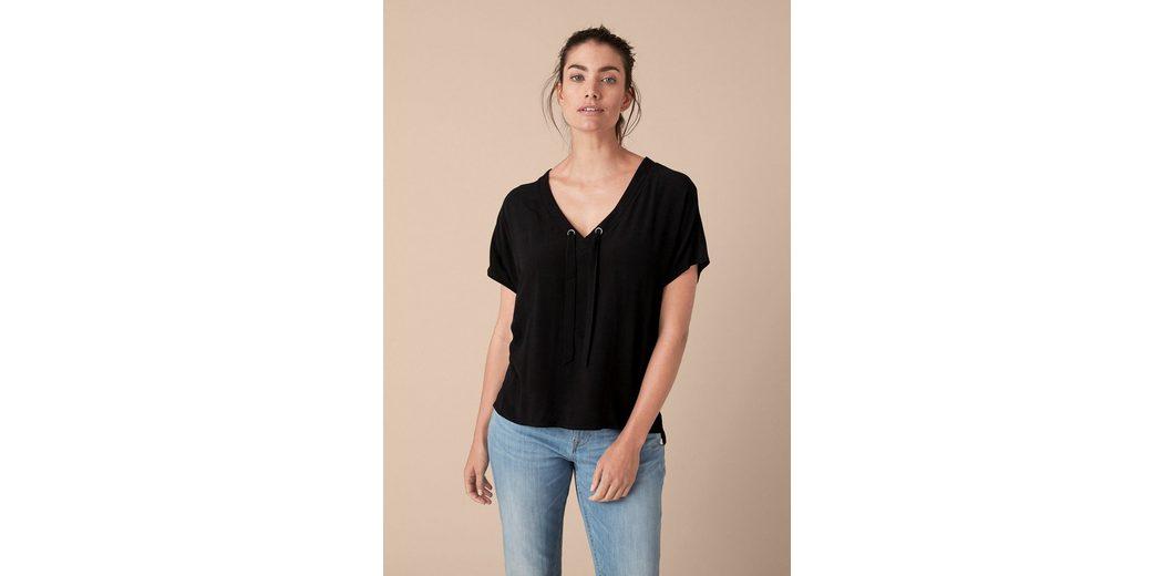 TRIANGLE Shirt mit modischen Akzenten Verkauf Heißen Verkauf 2018 Neueste Online Günstig Online v8Lbolp