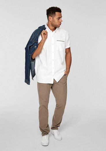 s.Oliver RED LABEL Regular: Button-Down-Hemd