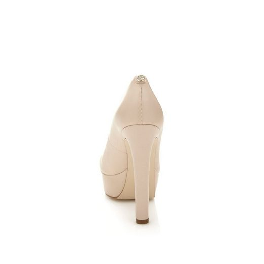 Guess PUMPS EAGER ECHTES LEDER