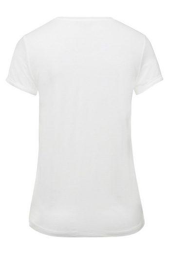 MORE&MORE Shirt, Chiffon-Front