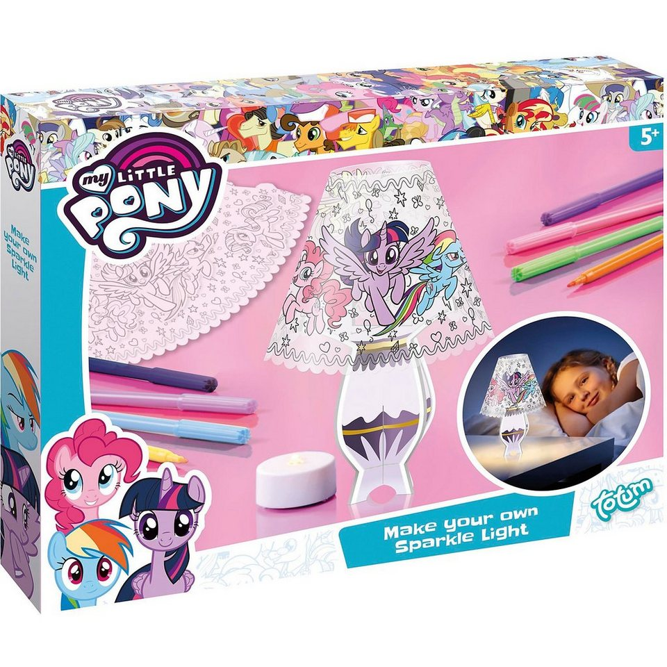 Totum My little Pony Sparklelampe online kaufen