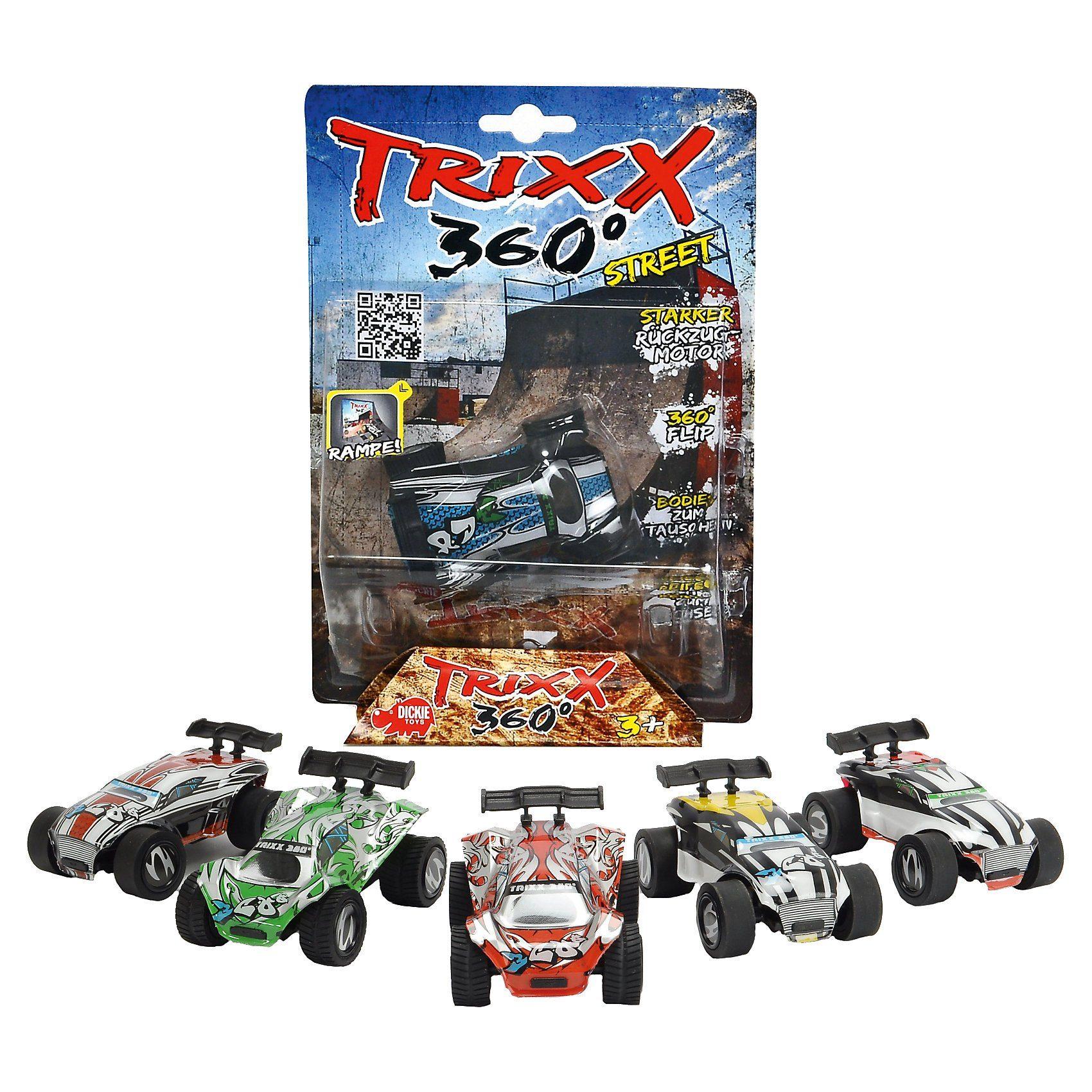 Dickie Toys TRXX01 Trixx 360 - Short Ramp