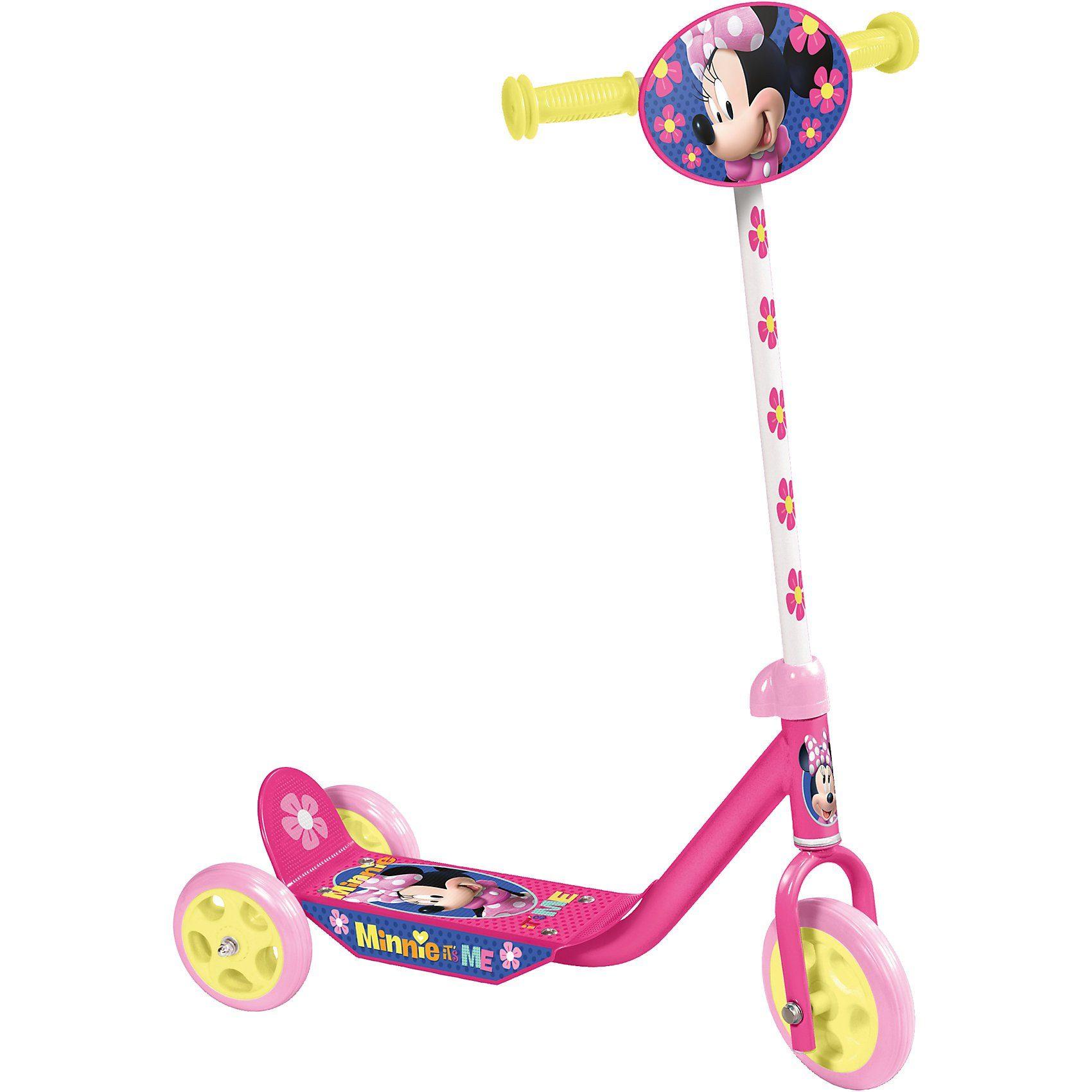 STAMP Minnie Mouse Roller, 3 Räder