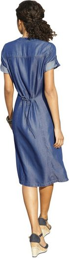 Collection L. Kleid in weich fließender Qualität