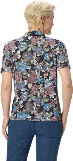 Classic Basics Shirt in bewegungselastischer Stretch-Qualität