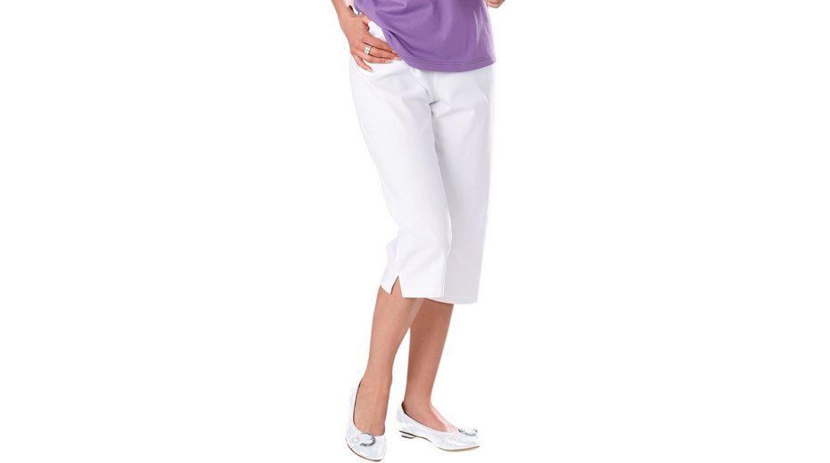 Classic Basics Capri-Hose aus reiner Baumwolle Schlussverkauf Orange 100% Original bpglGbhS