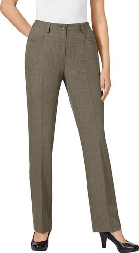 Classic Trousers In Summery Linen-optics