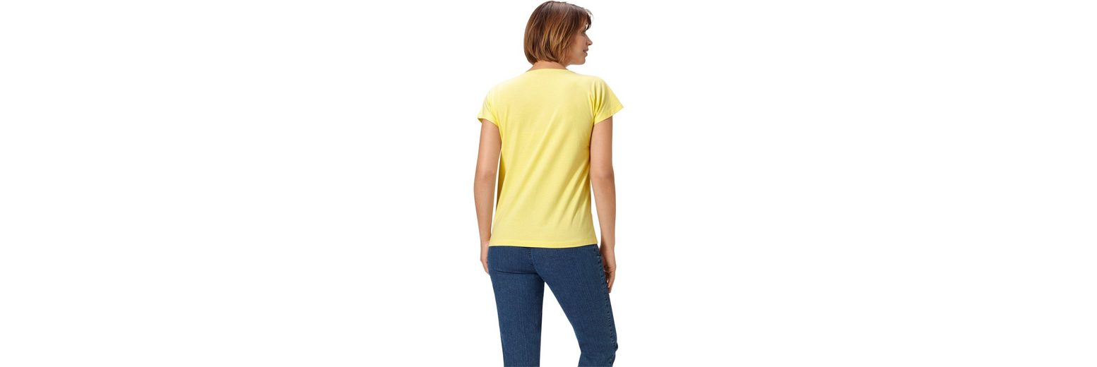 Rabatt-Countdown-Paket Shirt aus reiner Baumwolle Verkauf Sehr Billig Sehr Billig Shop Günstig Online Sehr Billig ZnwkeE9MM