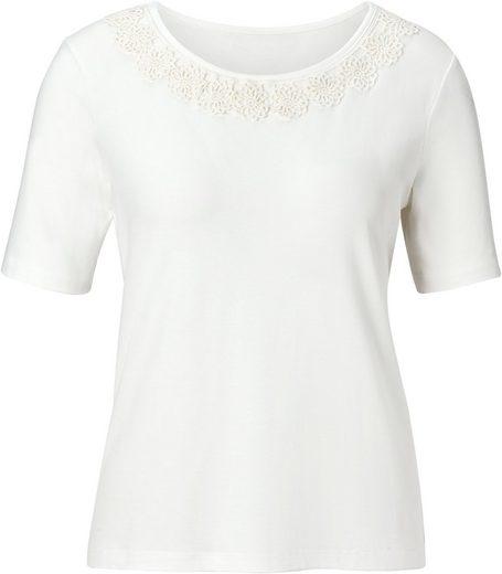 Shirt mit Rundhals-Ausschnitt