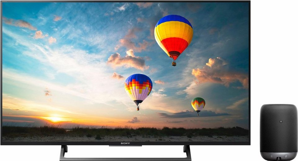 sony kd49xe8005 lf s50g led fernseher 123 cm 49 zoll. Black Bedroom Furniture Sets. Home Design Ideas