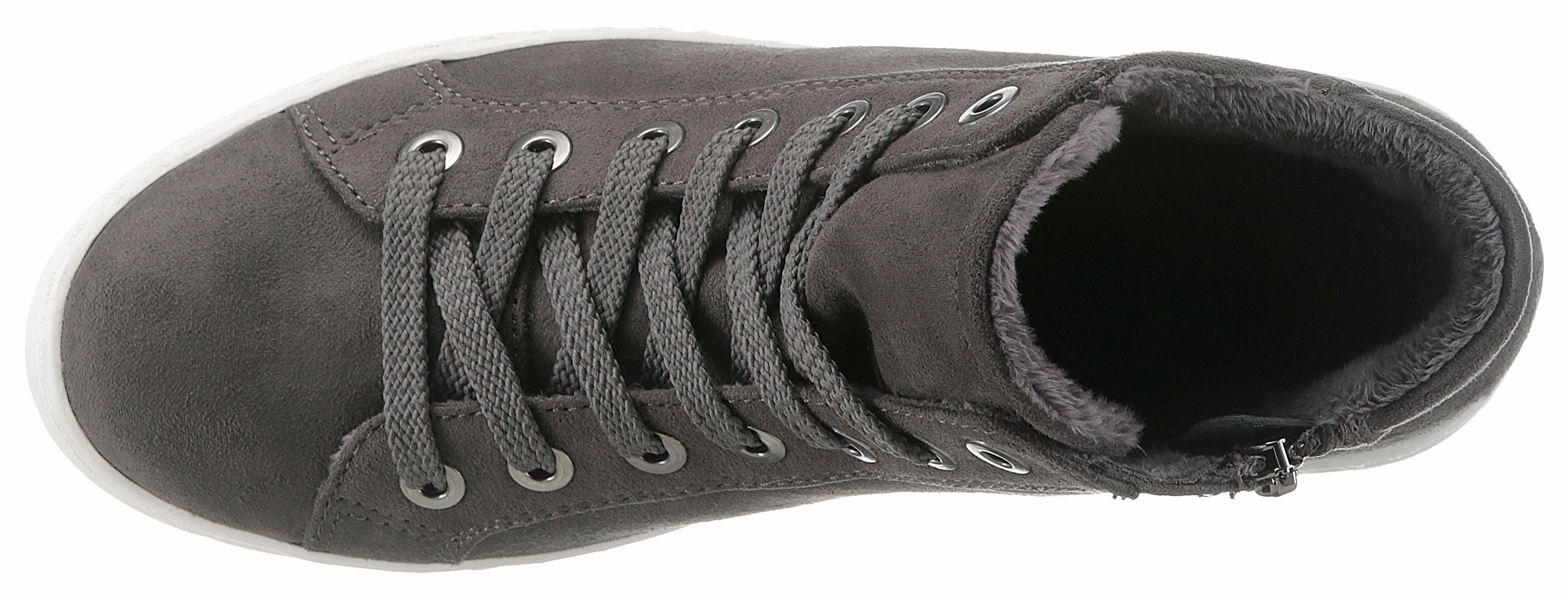 Tom Tailor Sneaker, in schöner Farbpalette kaufen  grau