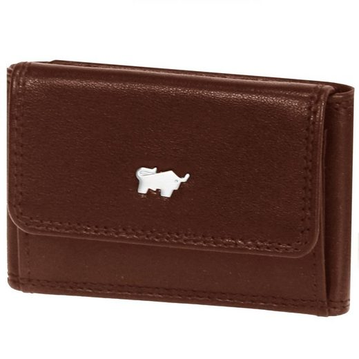 Braun Büffel Geldbörse »Basic«, Leder