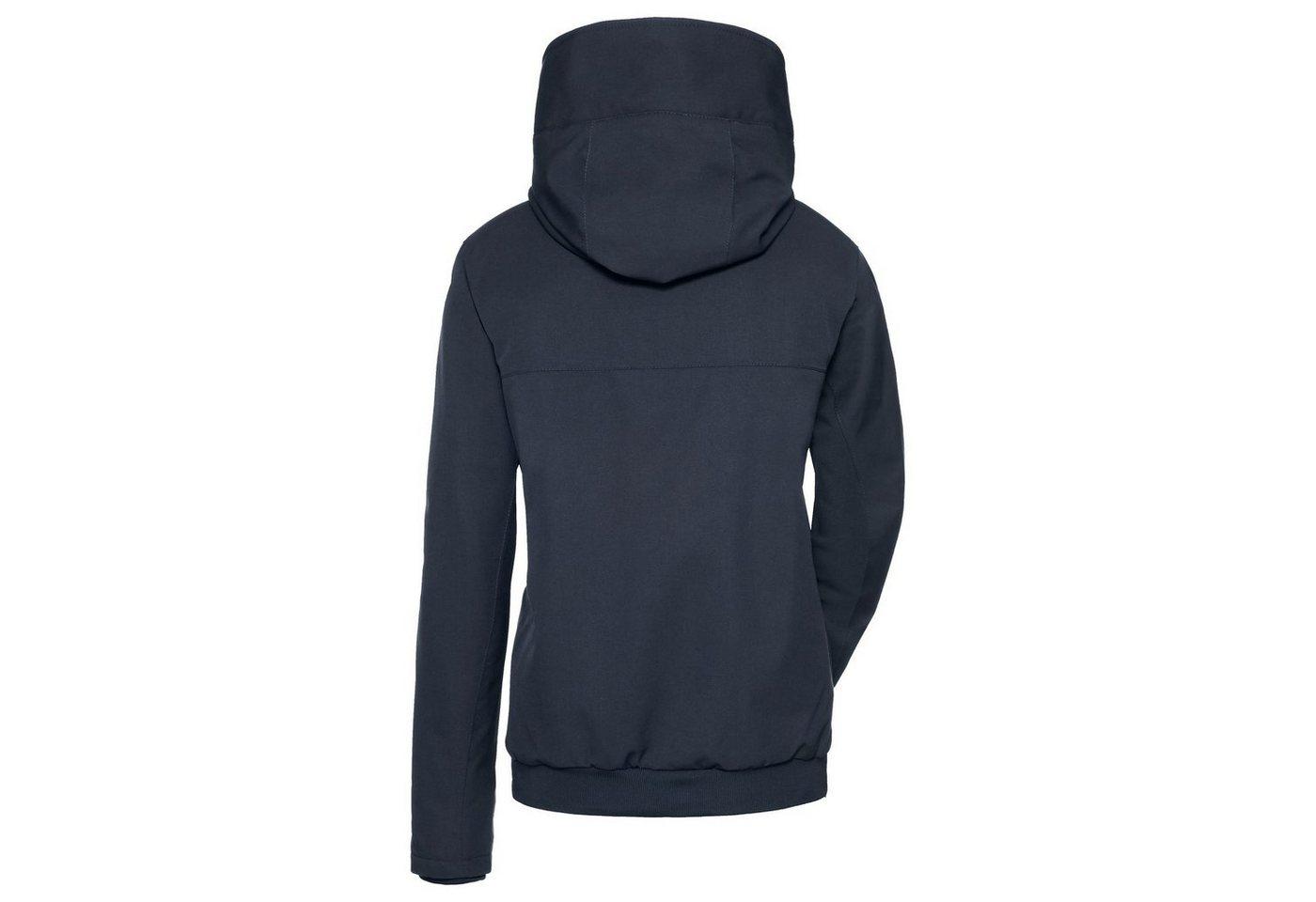 Damen VAUDE Outdoorjacke Manukau 40658-750 blau | 04052285539184