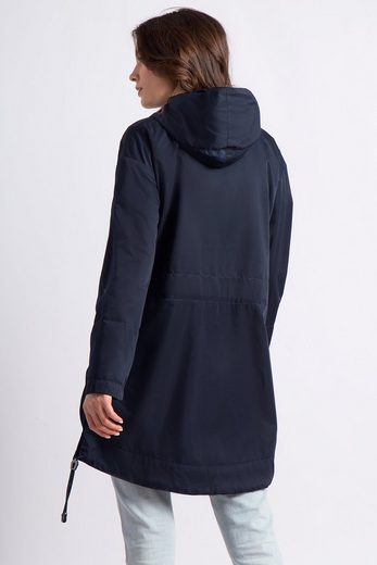 Finn Flare Transition Jacket With Side Slits